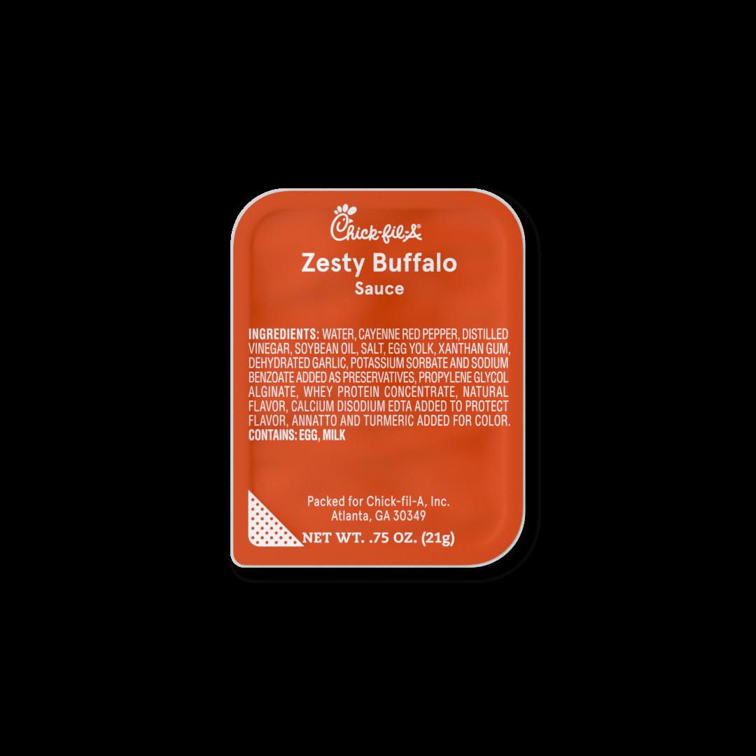 Zesty Buffalo Sauce