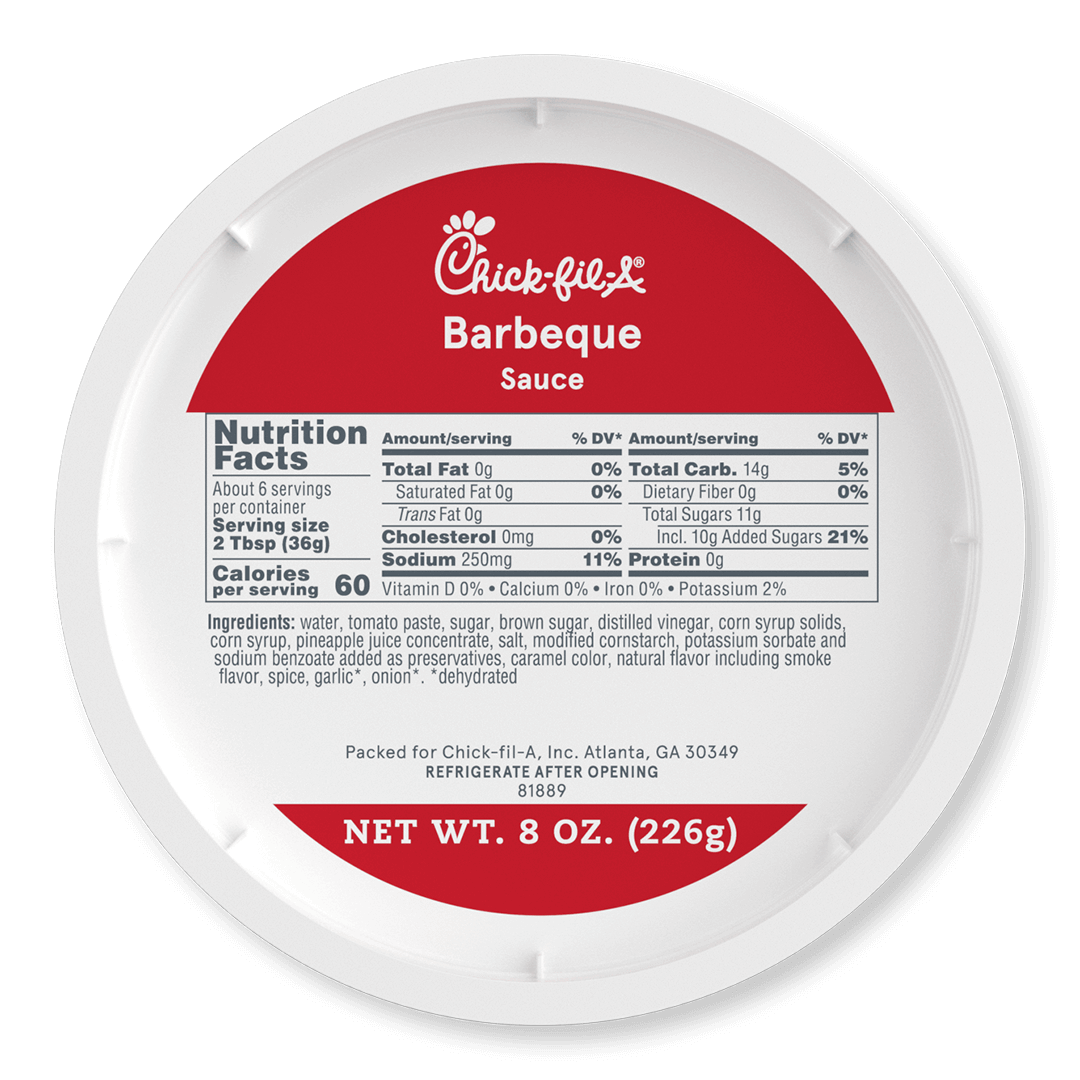 8oz Barbeque Sauce