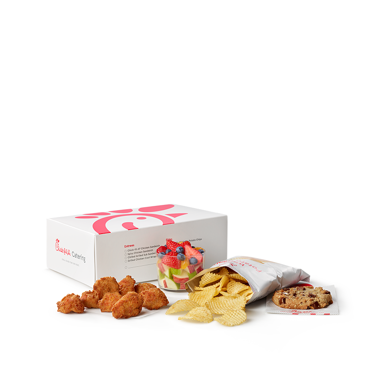 chick fil a 8 piece nugget meal price