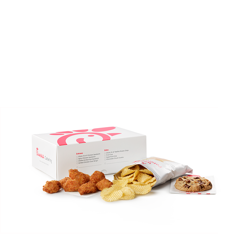 8 ct Chick-fil-A® Nuggets Packaged Meal