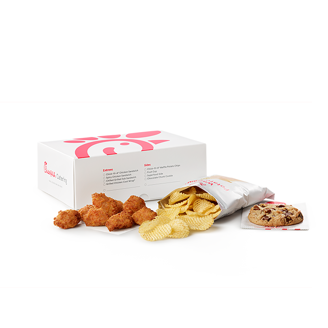 8 ct Chick-fil-A<sup>®</sup> Nuggets Packaged Meal