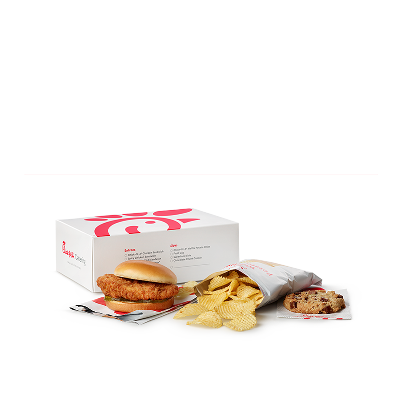 Regular Chick-fil-A® Chicken Sandwich Packaged Meal