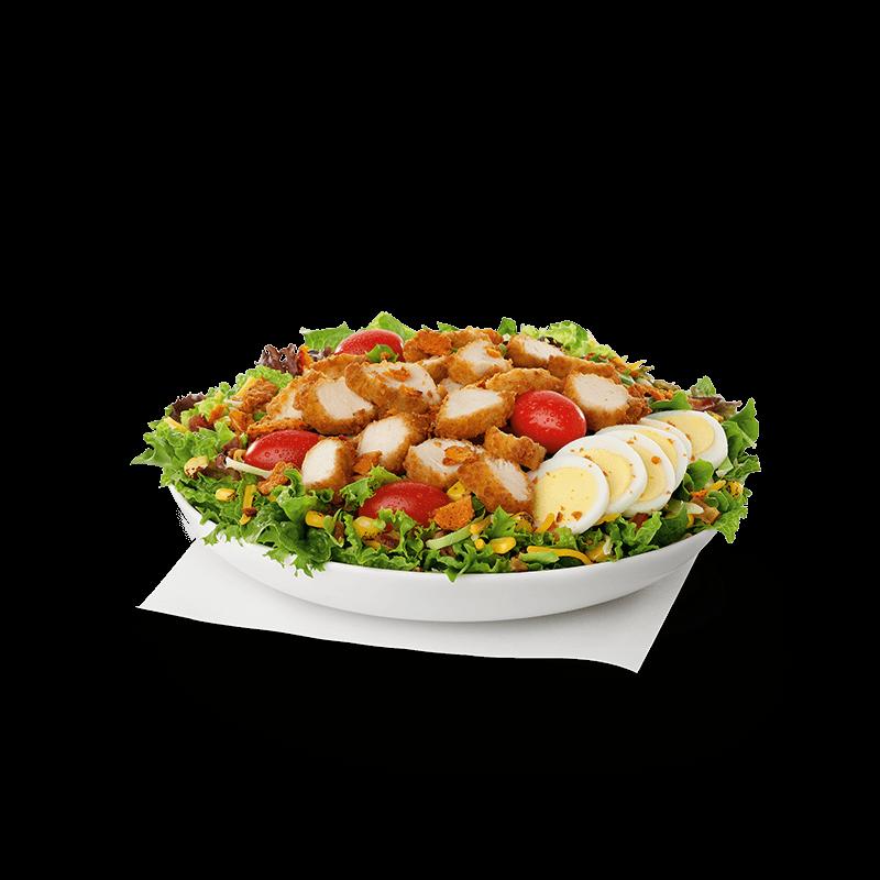 Cobb Salad w/ Nuggets