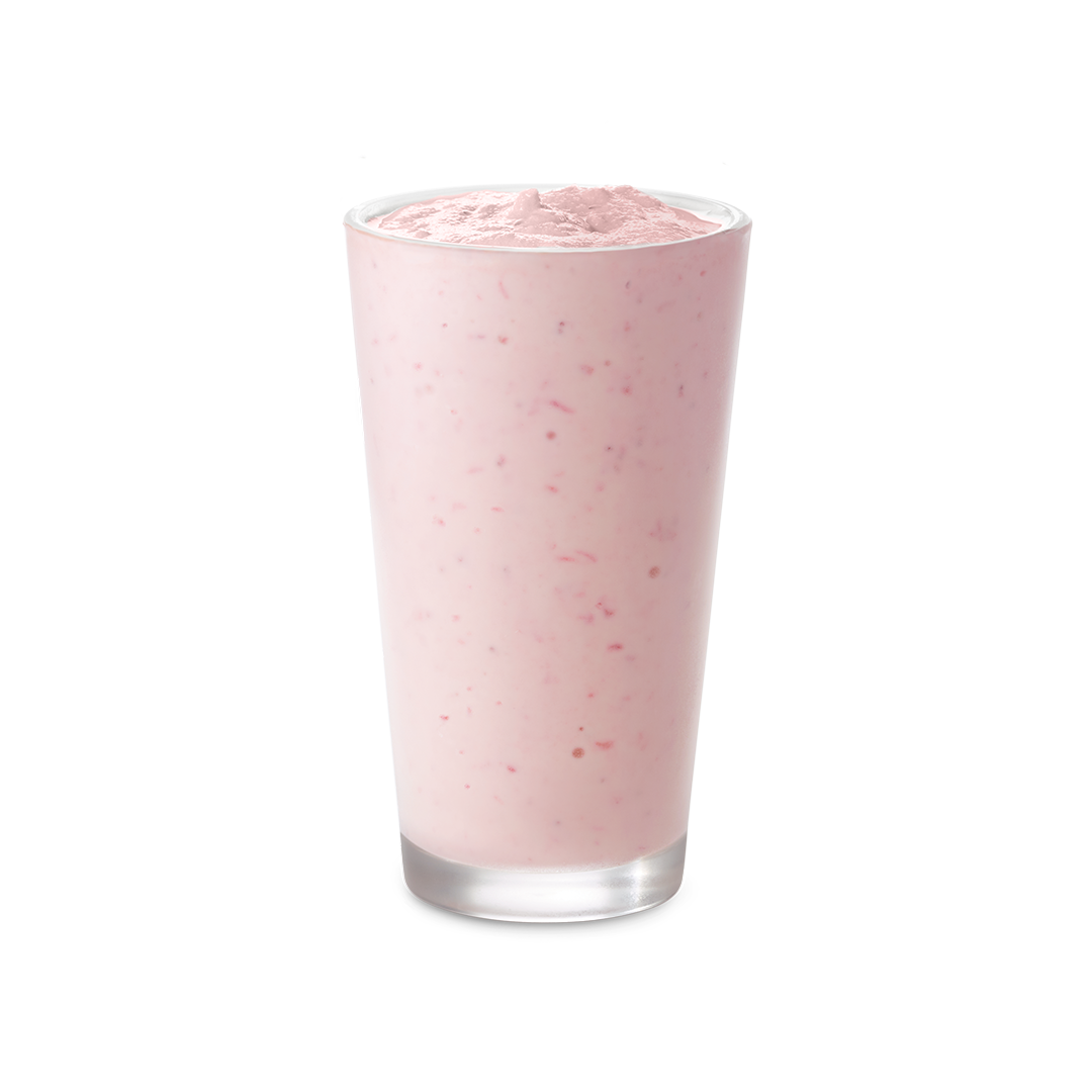 Small Strawberry Milkshake