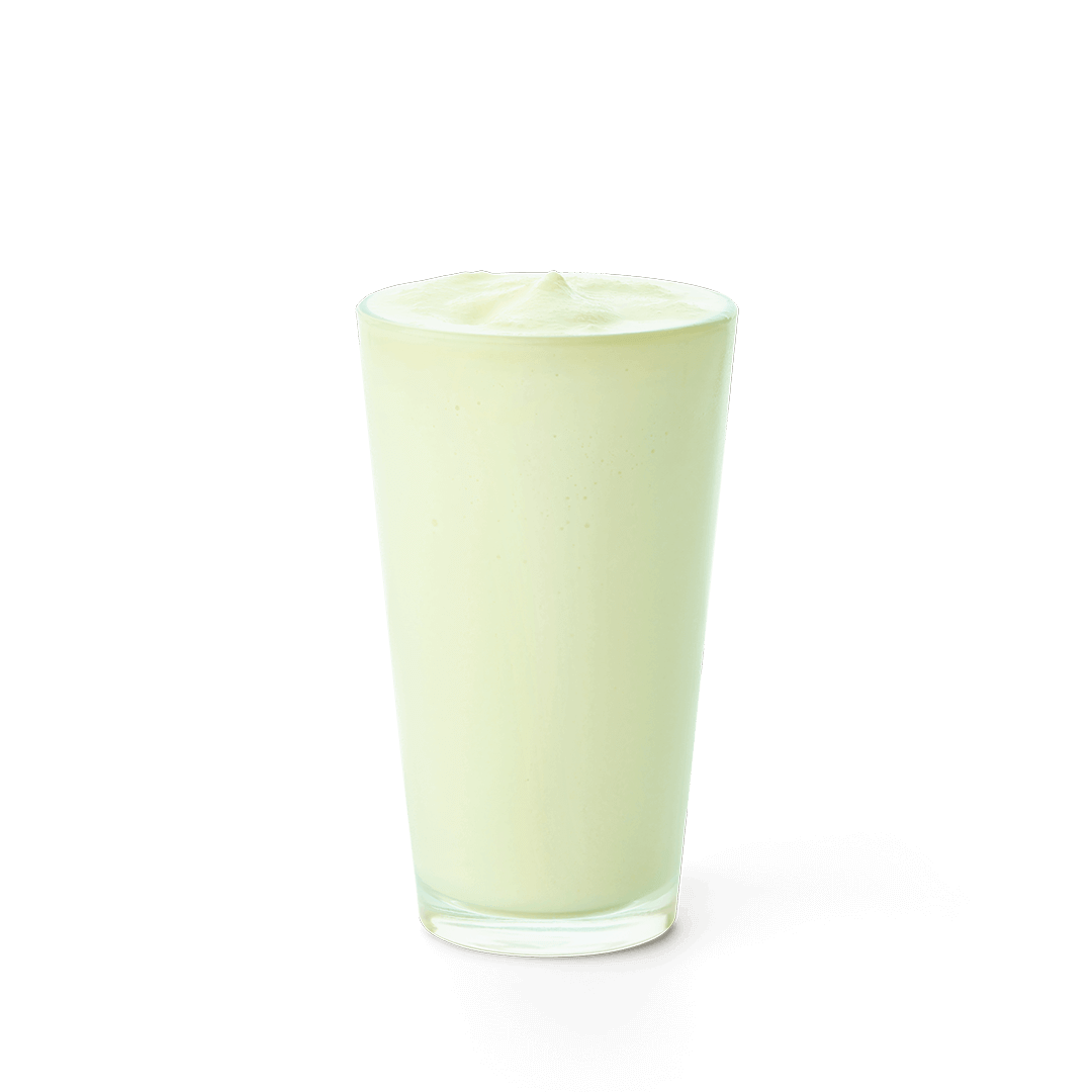 Large Frosted Key Lime w/ Diet Lemonade
