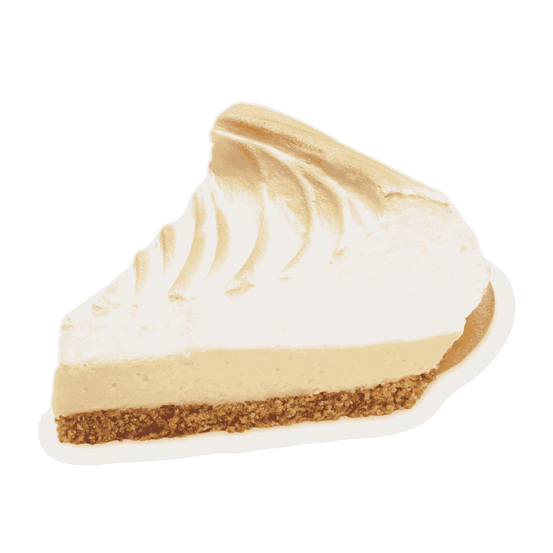 Lemon Pie (Whole)