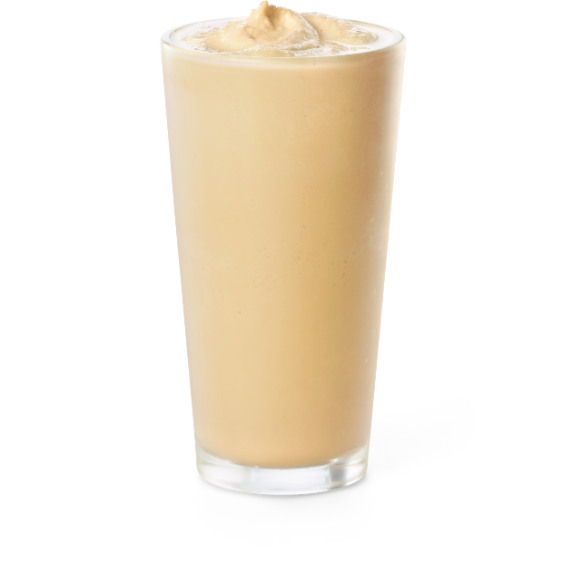 Small Frosted Caramel Coffee