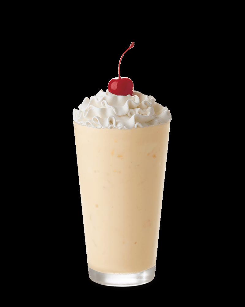 Small Peach Milkshake