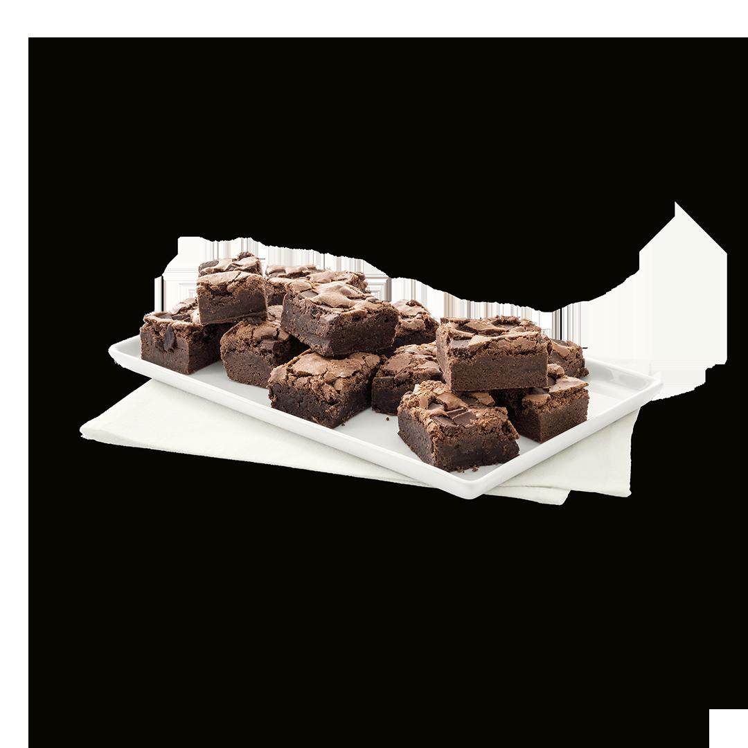 Chocolate Fudge Brownie Tray