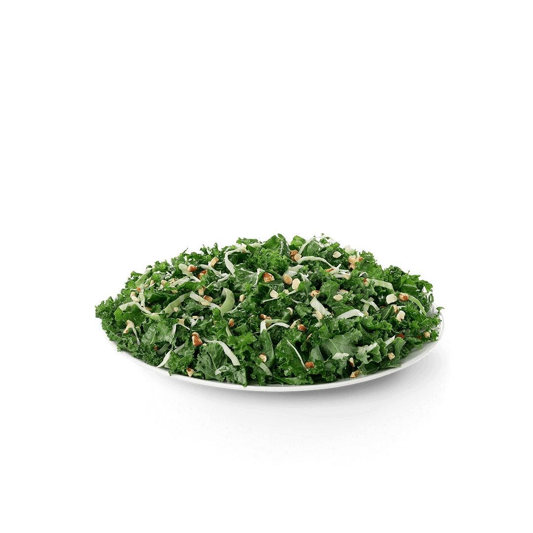 Small Kale Crunch Side Tray
