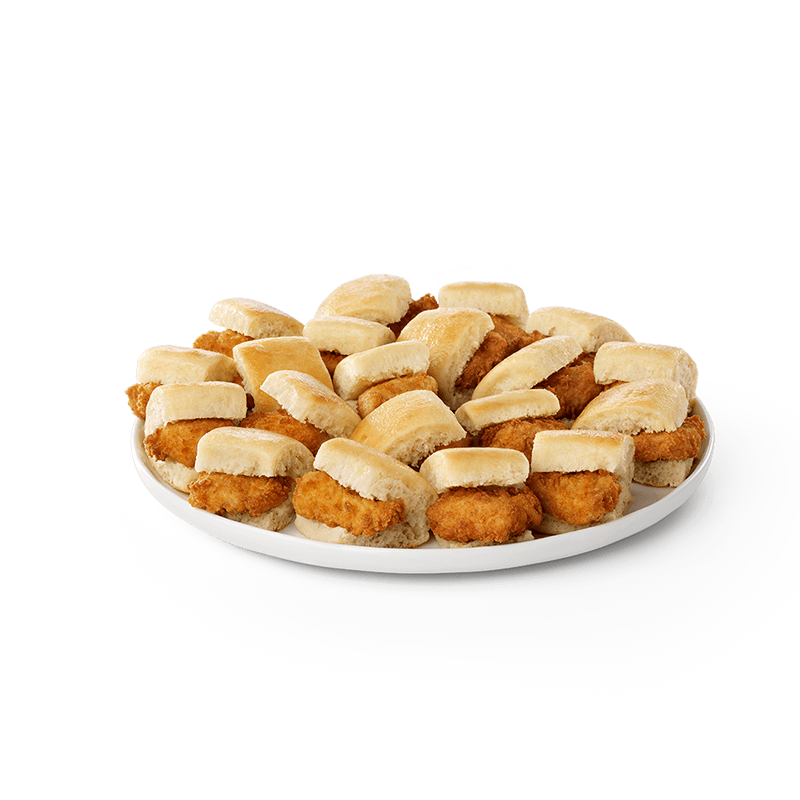 Small Chick-n-Minis® Tray
