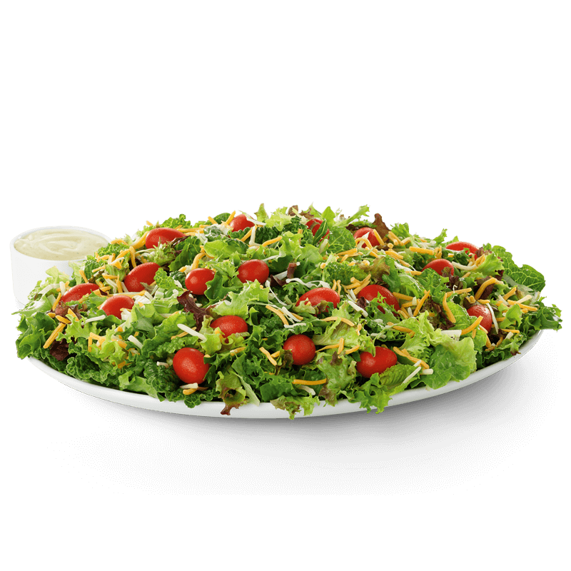 Large Garden Salad Tray