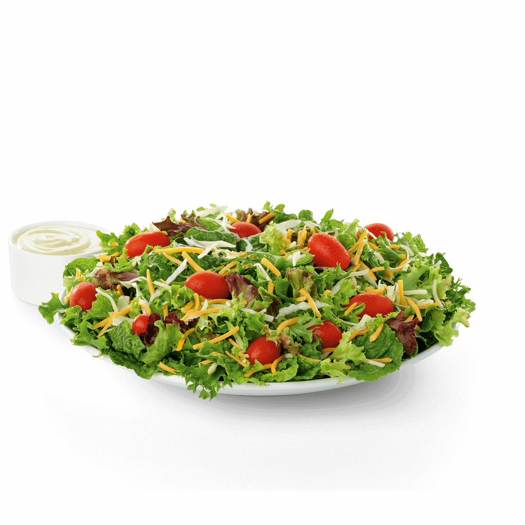 Small Garden Salad Tray