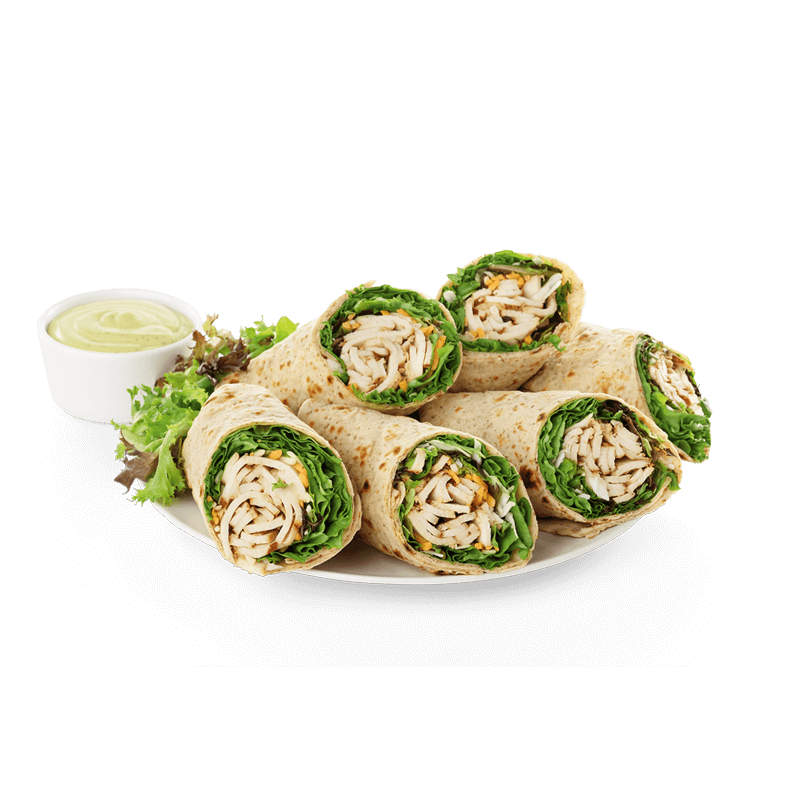 Small Grilled Cool Wrap® Tray
